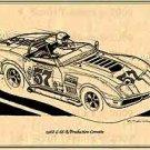 1968 A/Production Corvette Roadster