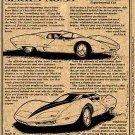 1968 Astro I Mid-Engine Experimental Corvette Illustrated Series No. 35