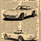 1968 Corvette Illustrated Series No. 31