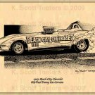1969 Beach City Chevrolet Corvette AA/Fuel Funny Car