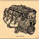 2005 - 2007 364 LS2 Engine