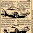1970-1/2 LT-1 Corvette Illustrated Series No. 44