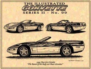 1995 Pace Car Corvette
