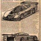 1989 GTP Corvette Racer Illustrated Series No. 80