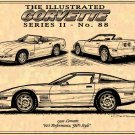 1991 Corvette Coupe and Roadster