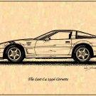 1996 The Last C4 Corvette Profile
