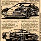 1996 Grand Sport Corvette Illustrated Series No. 100