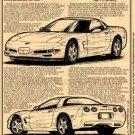 1997 Corvette Illustrated Series No. 104