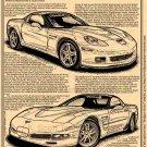 Specialty Corvette Files: C5 Mallett 435 & C6 Z06 Illustrated Series No. 141