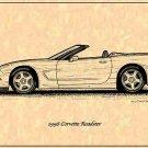 1999 Corvette Roadster Profile