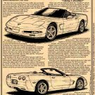 2000 Corvette Illustrated Series No. 111