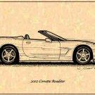 2002 Corvette Roadster Profile