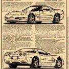 2003 Corvette Illustrated Series No. 116