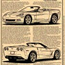 2005 Corvette Roadster Illustrated Series No. 122