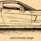 2006 Corvette Coupe Profile