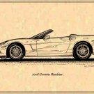 2008 Corvette Roadster Profile