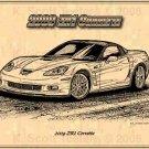 2009 ZR1 Corvette