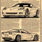 "2009 Production Corvette ""Is the C6 Corvette Finished?"" Illustrated Series No. 143"