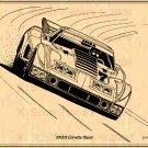 IMSA Corvette Racer