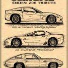 Corvette Z06 Tribute Profiles