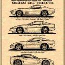 Corvette ZR1 Tribute Profiles