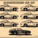 Corvette C2 Tribute Profiles