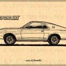 1969 390 AMX