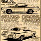 1970 Buick GS-X Blueprint Series No. 9