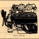426 Street Hemi Engine