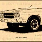 1970 SS-454 Chevelle
