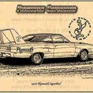 1970 Plymouth Superbird Profile