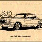 1962 Dodge Polara 413 Max Wedge