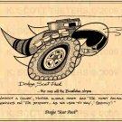 Dodge Scat Pack Badge