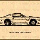 1970-1/2 Trans-Am Firebird Profile