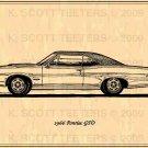 1966 GTO Profile