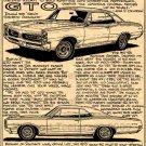 1966 Pontiac GTO No. BPS-16