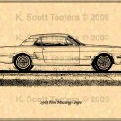 1965 Mustang Coupe Profile