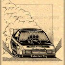 Kenny Bernstein Budweiser King Tempo Funny Car