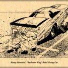 Kenny Bernstein Budweiser King Buick Funny Car