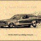 Chi-Town Hustler 1970 Challenger Funny Car