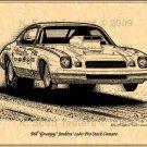 "Bill Jenkins' ""Grumpy's Toy XVI"" Pro Stock '80 Chevy Camaro"