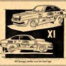 "Bill Jenkins' ""Grumpy's Toy XI"" Pro Stock '74 Chevy Vega"