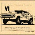 "Bill Jenkins' ""Grumpy's Toy VI"" Pro Stock '69 Chevy Camaro"