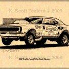 "Bill Jenkins' ""Grumpy's Toy IV"" Pro Stock '68 Chevy Camaro"
