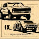"Bill Jenkins' ""Grumpy's Toy IX"" Pro Stock '68 Chevrolet Camaro"