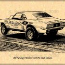 Bill Jenkins' Pro Stock '68 Chevrolet Camaro