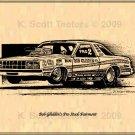 Bob Glidden's Pro Stock Ford Fairmont