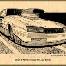 Reher & Morrison 1987 Pro Stock Beretta