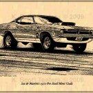 Sox & Martin's Pro Stock 1970 Hemi Cuda