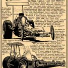 Don Garlits SR-1 Dragster: Drag Racing History